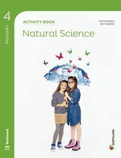 4PRI ACTIVITY BOOK NATUR SCIENC MAD ED15