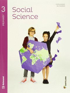 3PRI STUDENT BOOK SOC SCIEN+CD MADR ED15