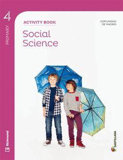 4PRI ACTIVIT BOOK SOCIAL SCIENC MAD ED15