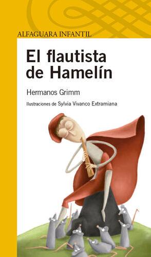 FLAUTISTA DE HAMELÍN, EL.ALFAGUARA AMARILLO-INF-RUST