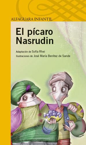 PÍCARO NASRUDIN, EL.ALFAGUARA AMARILLO-INF-RUST
