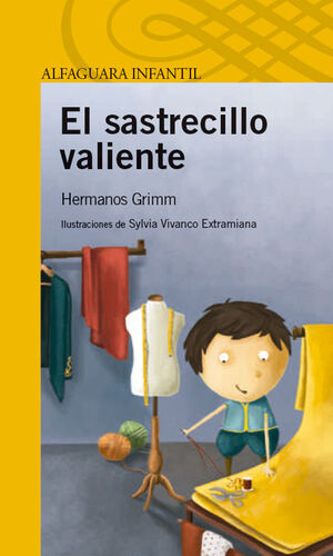 SASTRECILLO VALIENTE, EL.ALFGUARA AMARILLO-INF-RUST