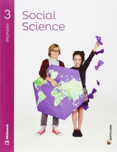 3PRI STUDENT'S BOOK SOC SCIEN+CD ED15