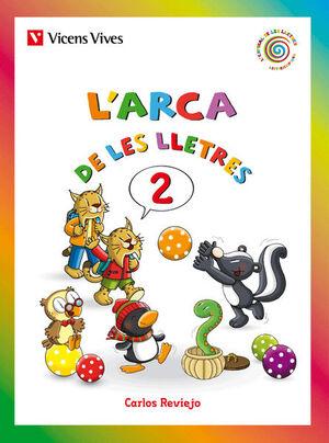L'ARDA DE LES LLETRES 2 (LLETRA LLIGADA)