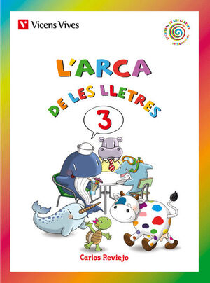 L'ARCA DE LES LLETRES 3 (LLETRA LLIGADA)
