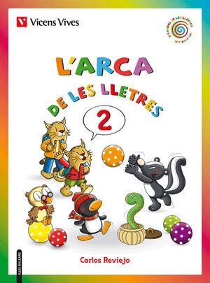 L'ARCA DE LES LLETRES 2 (M,L,S,SS,P) BAL