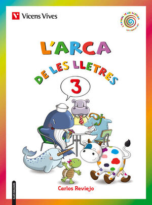 L'ARCA DE LES LLETRES 3 (T,N,D,B,V,H) BAL
