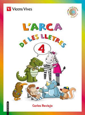 L'ARCA DE LES LLETRES 4 (C,C CE-CI..) BAL