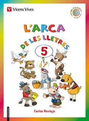 L'ARCA DE LES LLETRES 5 (F,G,GU...) BAL
