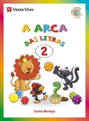 A ARCA DAS LETRAS 2 (M,L,S,P,E CONJ)