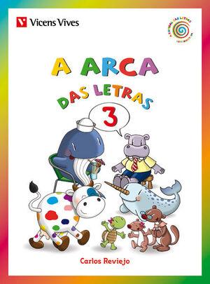 A ARCA DAS LETRAS 3 (T,N,D,B,V,H)