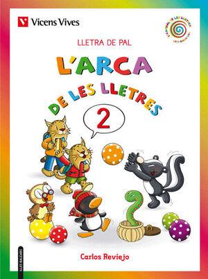 L'ARCA DE LES LLETRES 2 PAL BALEARS