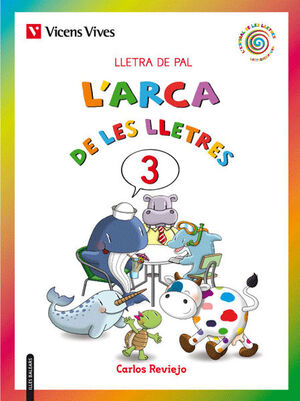 L'ARCA DE LES LLETRES 3 PAL BALEARS
