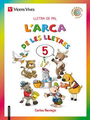 L'ARCA DE LES LLETRES 5 PAL BALEARS