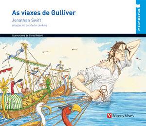 AS VIAXES DE GULLIVER (CUCAINA)