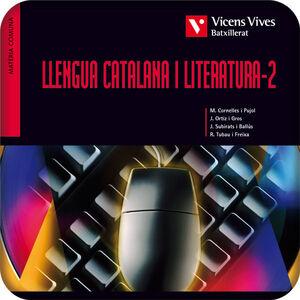 LLENGUA CATALANA I LITERATURA 2, SEGON DE BATXILLERAT