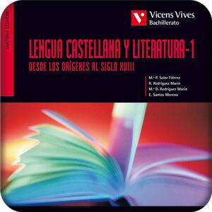 LENGUA CASTELLANA Y LITERATURA I, PRIMERO BACHILLERATO