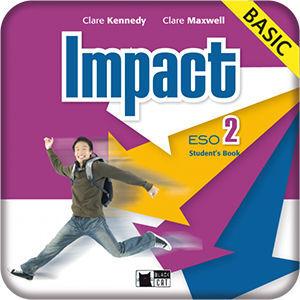IMPACT 2, SEGUNDO SECUNDARIA