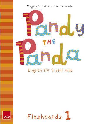 PANDY THE PANDA FLASHCARDS 1