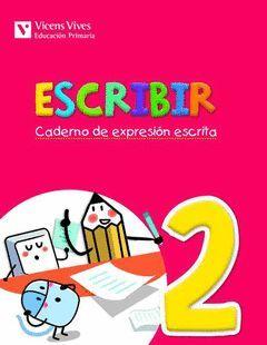 ESCRIBIR 2. CADERNO DE EXPRESION ESCRITA