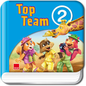 TOP TEAM 2 CLASS BOOK+ACTIVITY BOOK (DIGITAL)