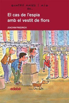 EL CAS DE L'ESPIA AMB EL VESTIT DE FLORS Nº 18