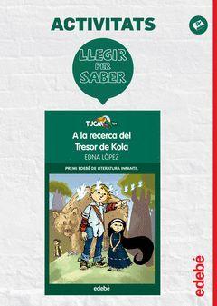 LLEGIR PER SABER: A LA RECERCA DEL TRESOR DE KOLA