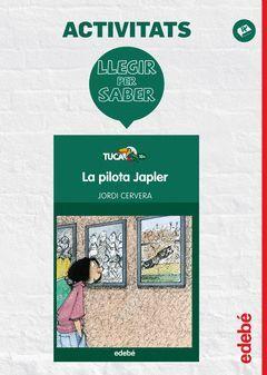 LLEGIR PER SABER: LA PILOTA JAPLER
