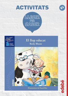 LLEGIR PER SABER: EL LLOP EDUCAT