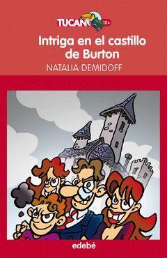 INTRIGA EN EL CASTILLO DE BURTON