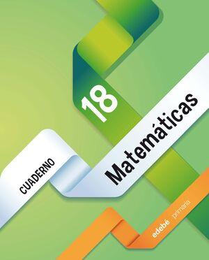 CUADERNO MATEMATICAS 18 EP TALENTIA 15