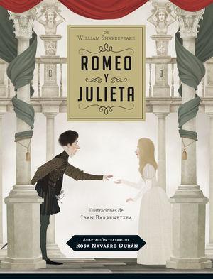 ADAPTACION TEATRAL DE ROMEO Y JULIETA, POR ROSA NAVARRO DURAN