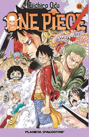 ONE PIECE.69.PLANETA AGOSTINI.COMIC