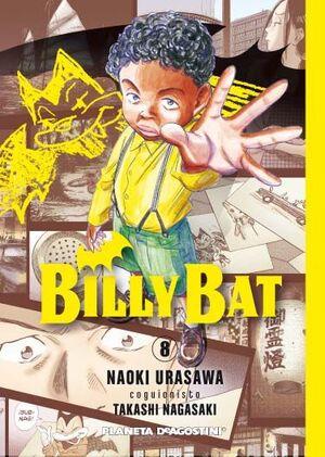 BILLY BAT.08.PLANETA AGOSTINI.COMIC