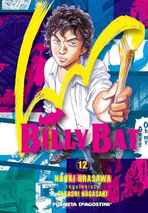 BILLY BAT.12.PLANETA AGOSTINI.COMIC