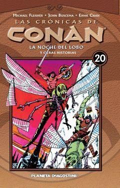 LAS CRÓNICAS DE CONAN Nº 20