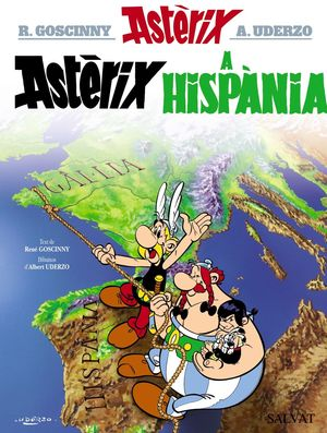 ASTERIX A HISPANIA