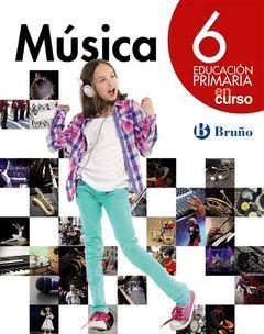 EN CURSO MÚSICA 6 PRIMARIA CUADERNO