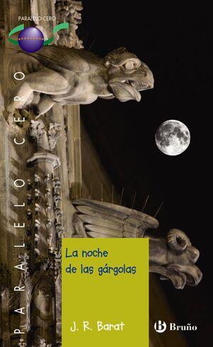 LA NOCHE DE LAS GARGOLAS