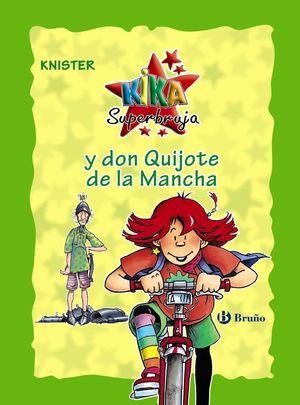 KIKA SUPERBRUJA Y DON QUIJOTE DE LA MANCHA (EDICION ESPECIAL 20 ANIVERSARIO)