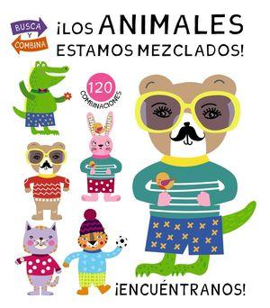 Â¡LOS ANIMALES ESTAMOS MEZCLADOS!