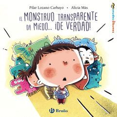 EL MONSTRUO TRANSPARENTE DA MIEDO... ¡DE VERDAD!