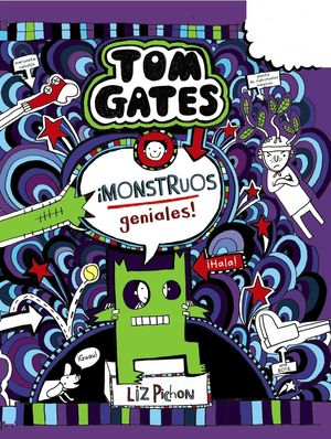 TOM GATES-015. ¡MONSTRUOS GENIALES!.BRUÑO-INF-DURA