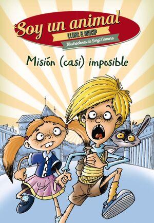 MISIÓN (CASI) IMPOSIBLE