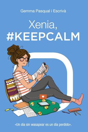 XENIA, #KEEPCALM