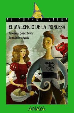 EL MALEFICIO DE LA PRINCESA