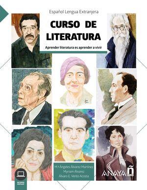 CURSO DE LITERATURA.ANAYA-ELE
