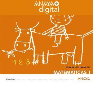 MATEMÁTICAS 1. ANAYA + DIGITAL.(CUADERNO)