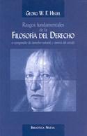 FILOSOFIA DEL DERECHO,RASGOS.BIBL NUEVA