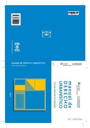 MANUAL DE DERECHO URBANISTICO, 22ª EDICION